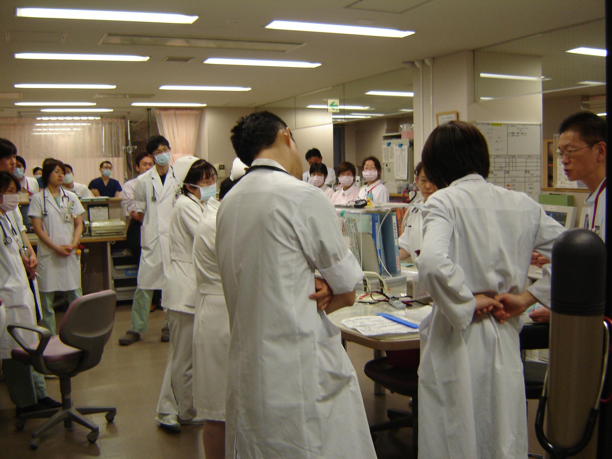 名古屋第二赤十字病院 救命救急センター 中部・北信越